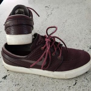 Leather Nike Stefan Janoski